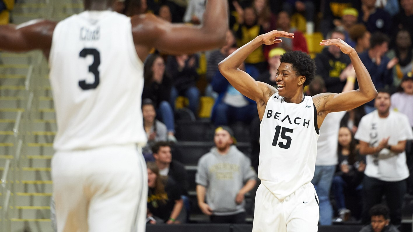 huge discount c8f81 2c67c Should the Big West Conference Fear Long Beach State?