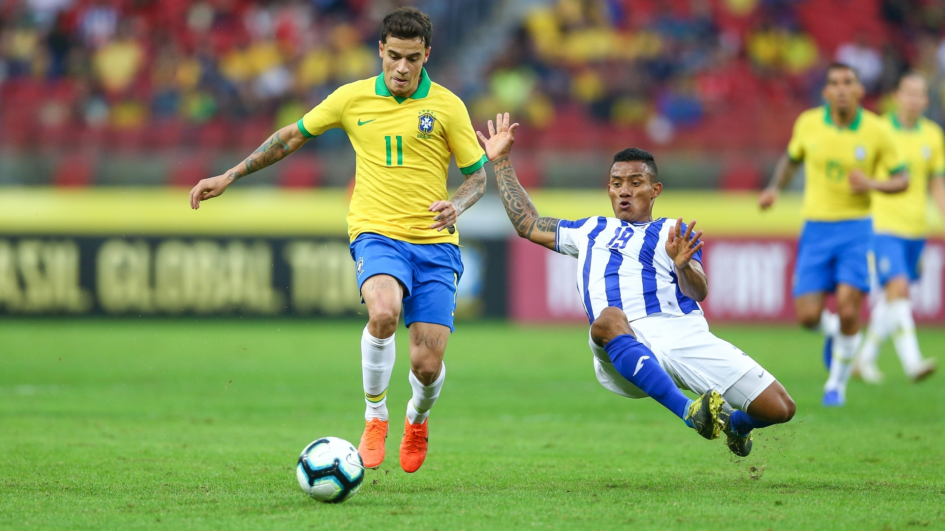 Brazil prepare to take on South America's best in Copa America 2019.