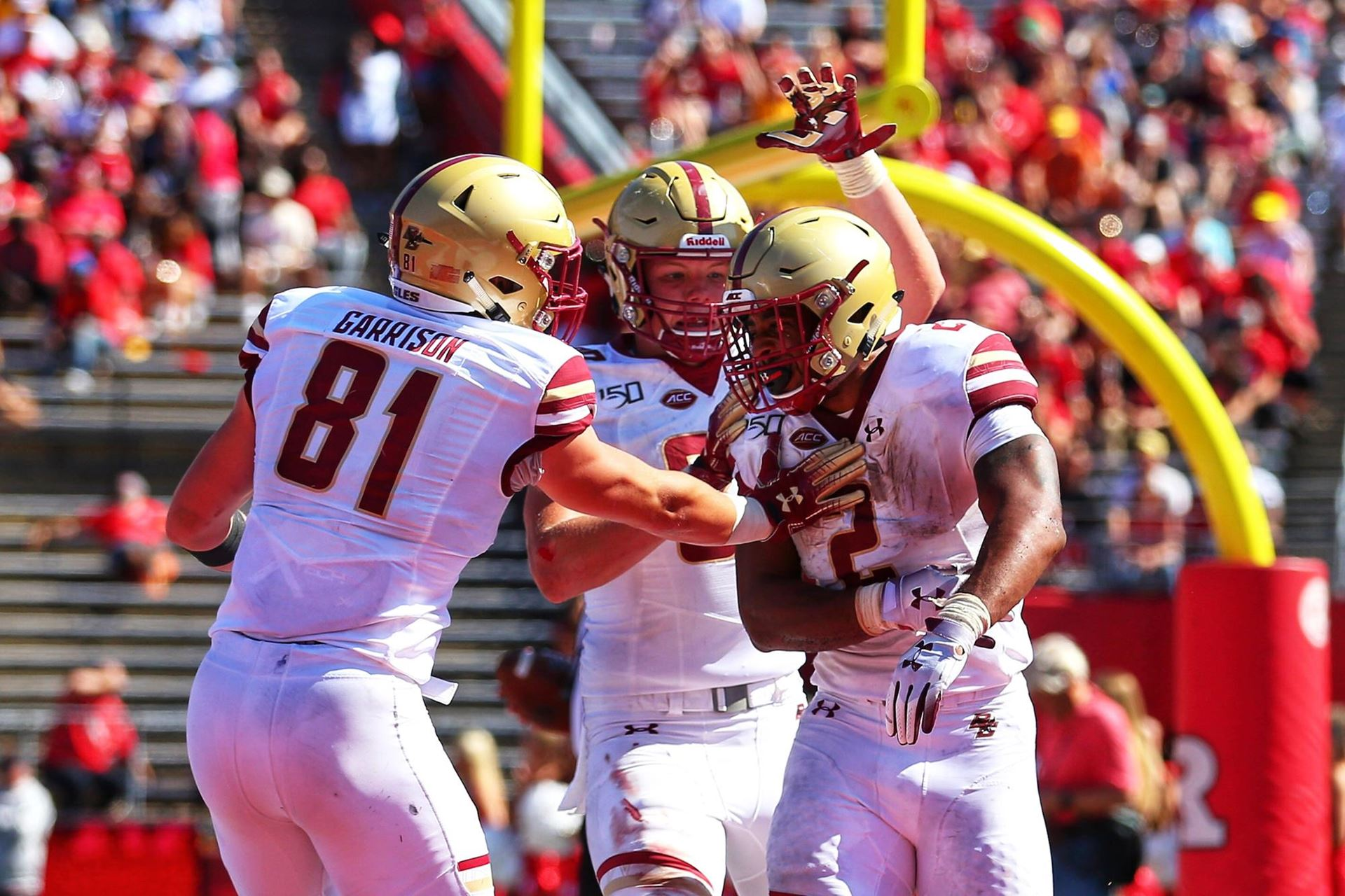BC Takes Down Rutgers, 30-16
