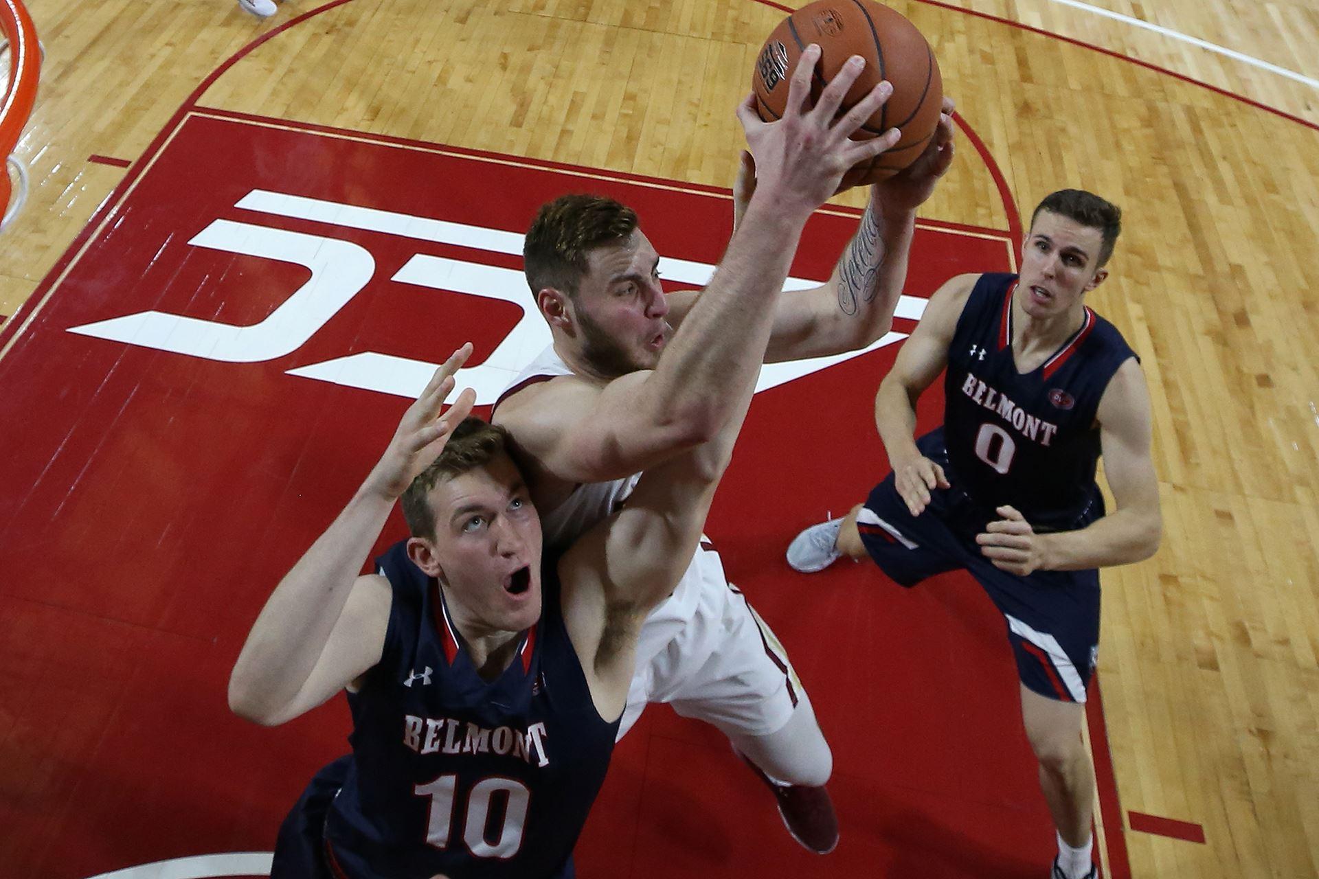 Boston College Eagles lose