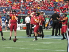 Iowa State QB Brock Purdy