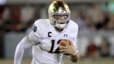 Notre Dame to play Iowa State at the Camping World Bowl