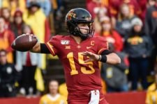 Iowa State to play Notre Dame at the Camping World Bowl