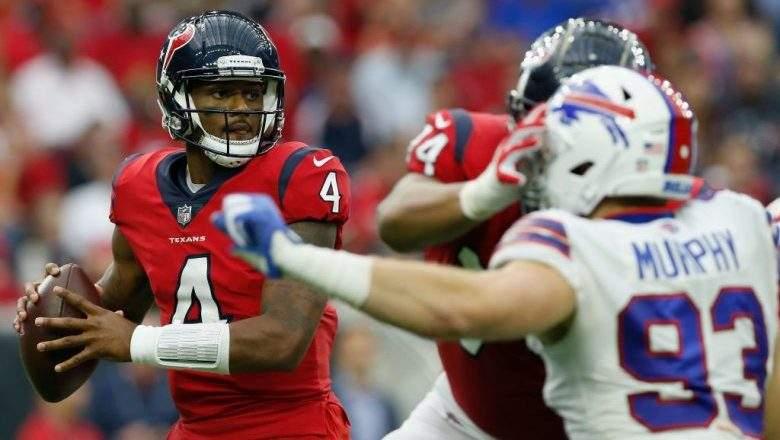 NFL Playoffs: Bills vs Texans