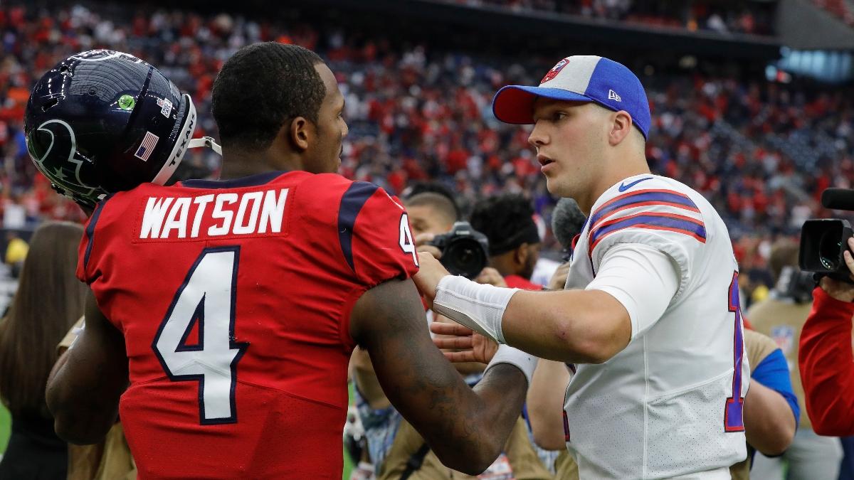 Texans: Watson and Allen meet after the Texans won