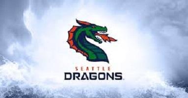 XFL Seattle Dragons