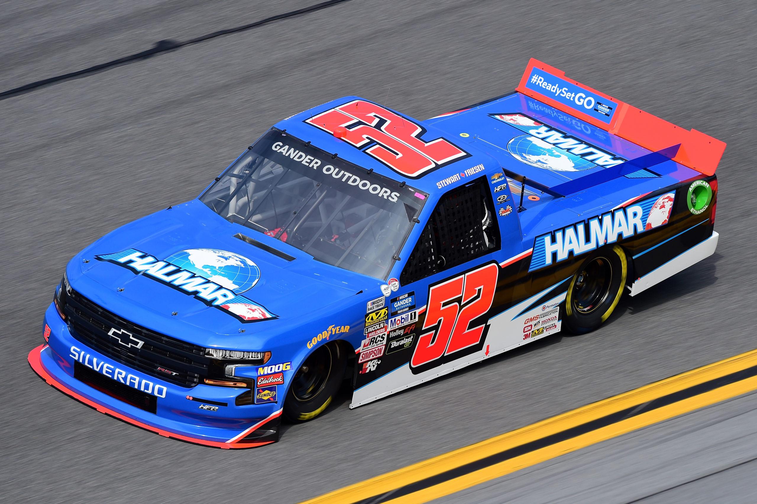 Canadian NASCAR driver